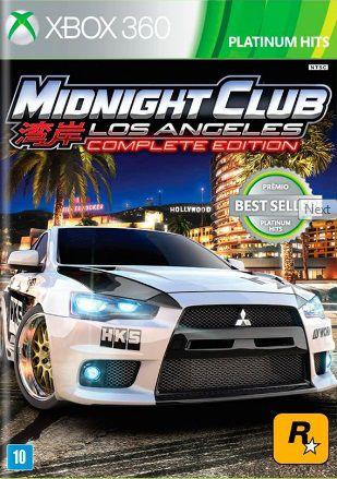 Midnight Club Los Angeles Complete Edition - Xbox 360