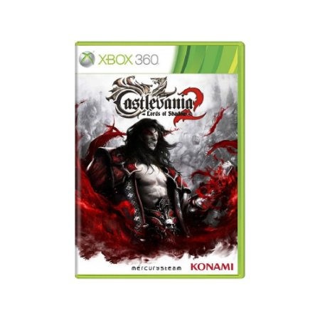 Castlevania: Lords of Shadow 2 - Usado - Xbox 360