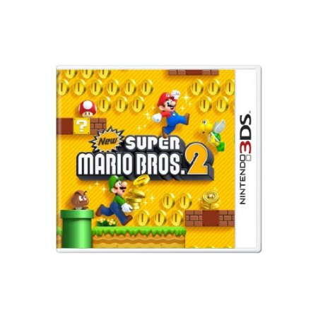 New Super Mario Bros 2 - Usado - 3DS