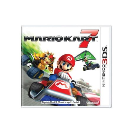 Mario Kart 7 - Usado - 3DS