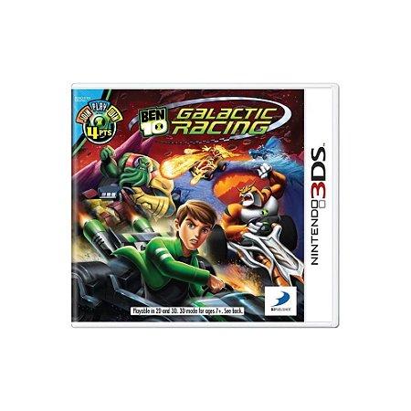 Ben 10 Galactic Racing - Usado - 3DS