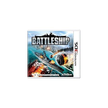 Battleship - Usado - 3DS