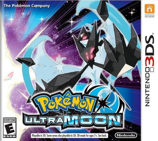 Pokémon Ultra Moon - N3DS