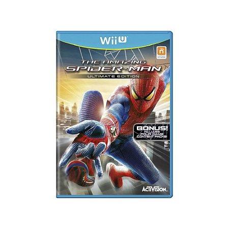 The Amazing Spider-Man (Ultimate Edition) - Usado - Wii U