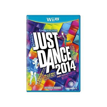 Just Dance 2014 - Usado - Wii U