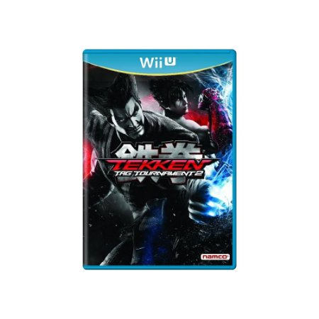 Tekken Tag Tournament 2 (Wii U Edition) - Usado - Wii U
