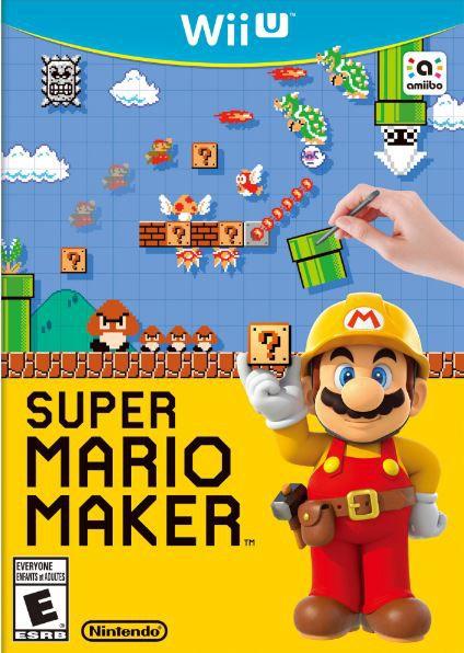 Super Mario Maker - |Usado| - Wii U