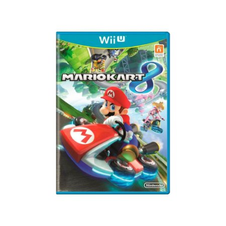 Mario Kart 8 - Usado - Wii U