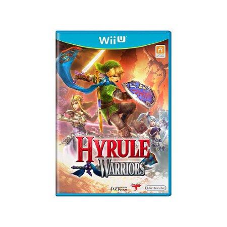 Hyrule Warriors - Usado - Wii U