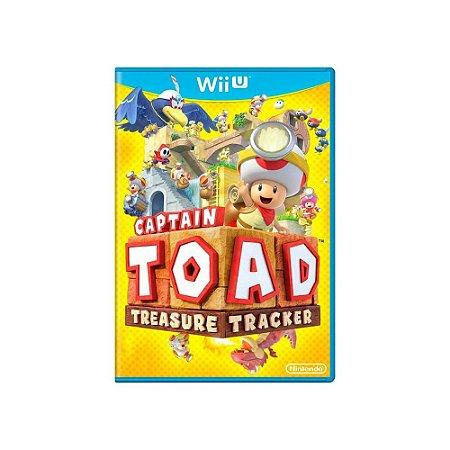 Captain Toad: Treasure Tracker - Usado - Wii U