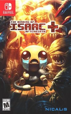 The Binding of Isaac: Afterbirth + - Switch