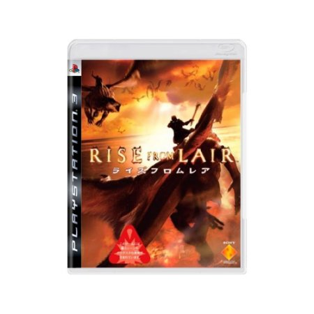 Rise From Lair - Usado - PS3