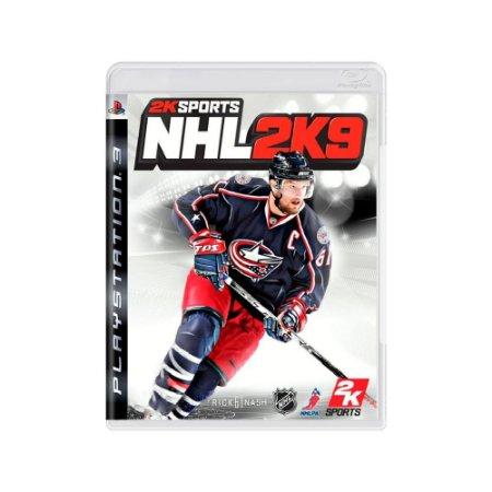 NHL 2K9 - Usado - PS3