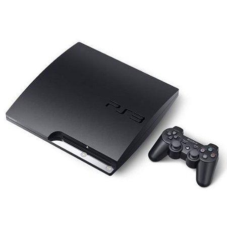 Playsation 3 Slim - 500 GB |Seminovo|