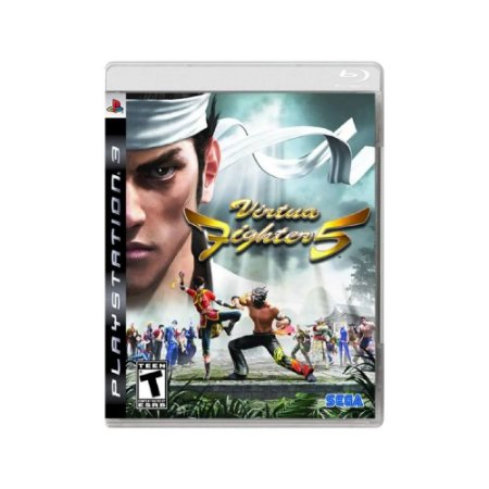 Virtua Fighter 5 - Usado - PS3