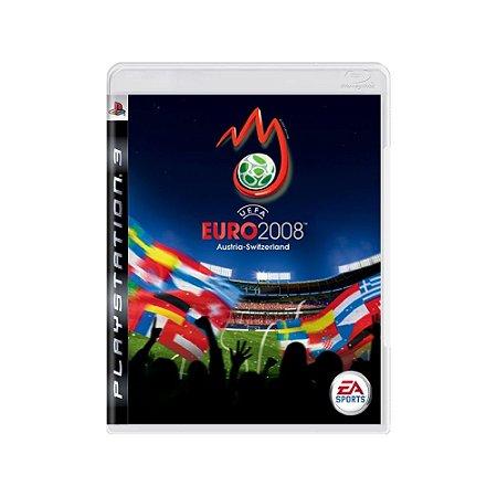 UEFA Euro 2008 - Usado - PS3