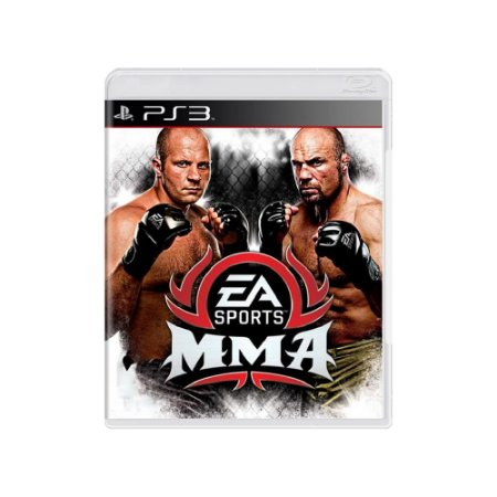 EA Sports MMA - Usado - PS3