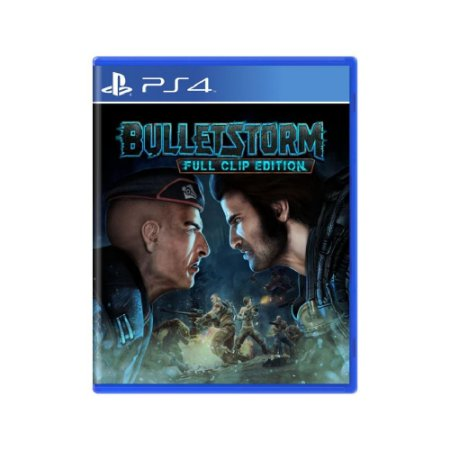 Jogo Bulletstorm: Full Clip Edition - |Usado| - PS4