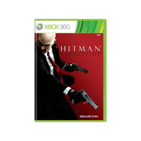 Hitman: Absolution - Usado - Xbox 360