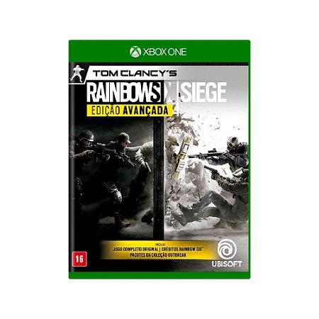 Tom Clancy's Rainbow Six Siege Edição Avançada - Xbox One