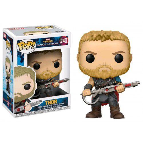 Boneco Funko Pop Thor Ragnarok - Thor 240