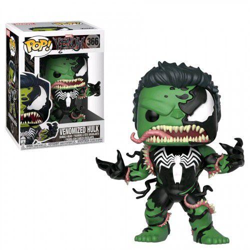 Boneco Funko Pop Marvel Venom - Venomized Hulk 366