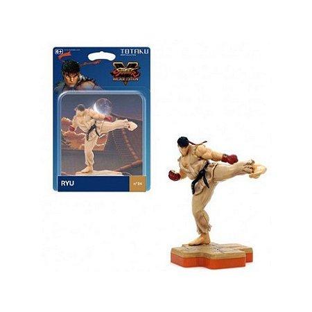 Boneco Ryu N°24 Street Fighter Arcade Edition - Totaku