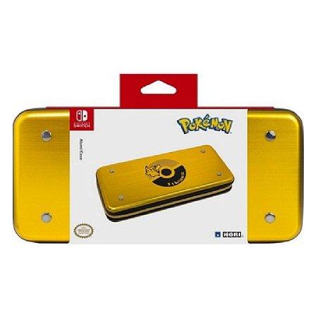 Case De alumínio Pikachu - Switch