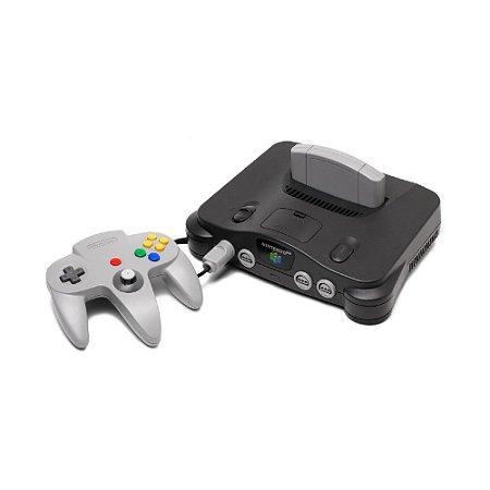Console Nintendo 64 - Usado - Nintendo