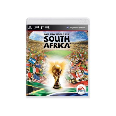 2010 FIFA World Cup South Africa - Usado - PS3