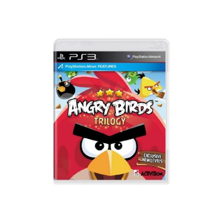 Angry Birds: Trilogy - Usado - PS3