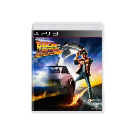 Back To The Future: The Game - Usado - PS3