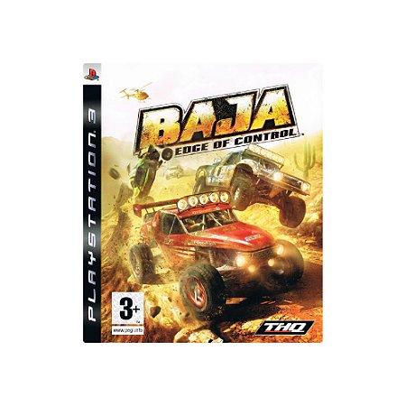 Baja Edge Of Control - Usado - PS3