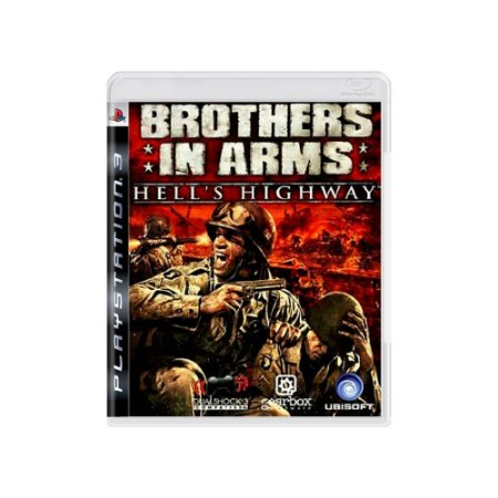 Brothers In Arms: Hell's Highway - Usado - PS3