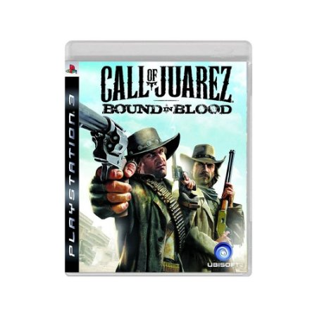 Call of Juarez Bound in Blood - Usado - PS3