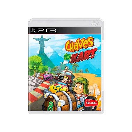 Chaves Kart - Usado - PS3