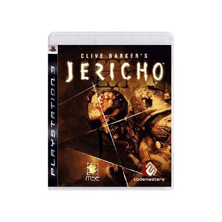 Clive Barker's Jericho - Usado - PS3