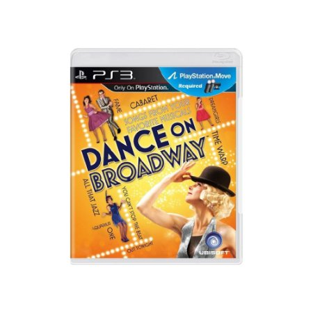 Dance on Broadway - Usado - PS3