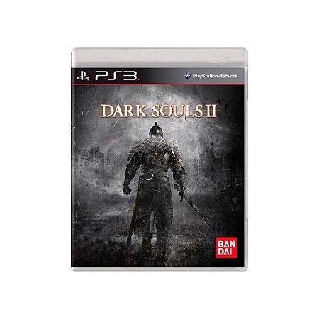 Dark Souls II - Usado - PS3