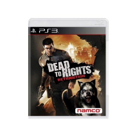 Dead To Rights: Retribution - Usado -  PS3