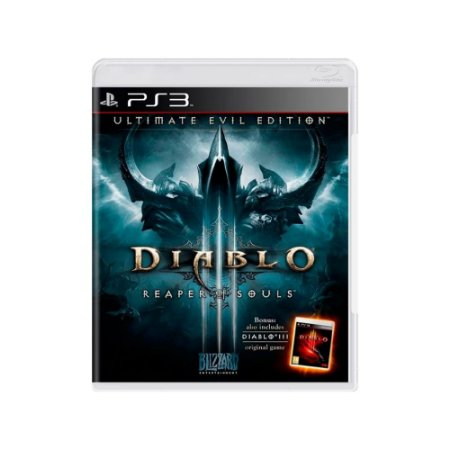 Diablo III: Reaper of Souls - Usado - PS3