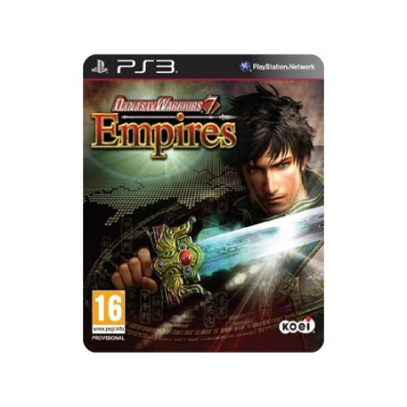 Dynasty Warriors 7 Empires - Usado - PS3