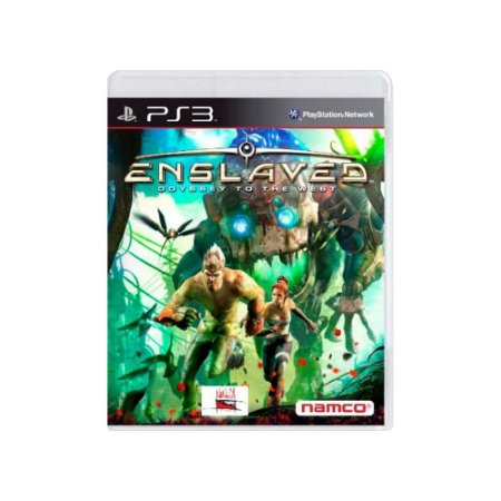 Enslaved: Odyssey To the West - Usado - PS3
