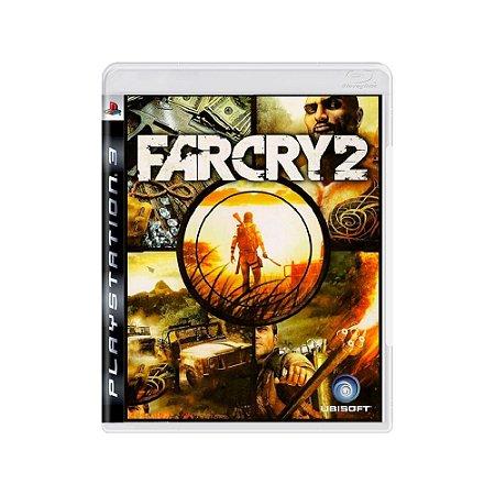 Far Cry 2 - Usado - PS3