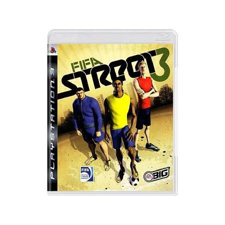 FIFA Street 3 - Usado - PS3