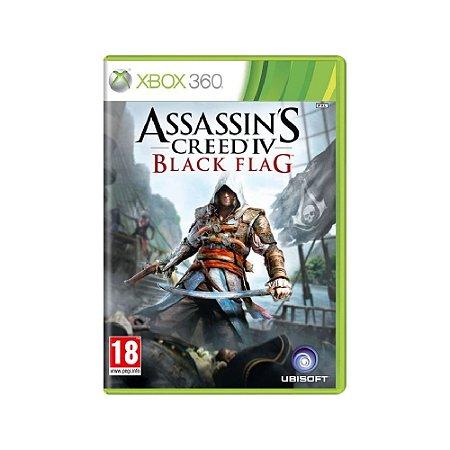 Assassin's Creed IV Black Flag - Usado - Xbox 360
