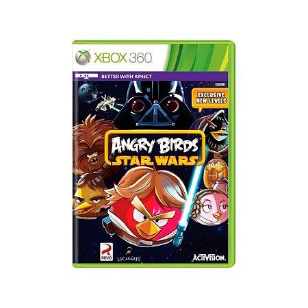 Angry Birds: Star Wars - Usado - Xbox 360