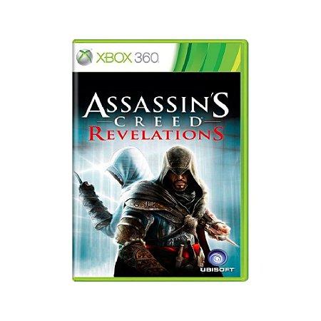 Assassin's Creed Revelations - Usado - Xbox 360