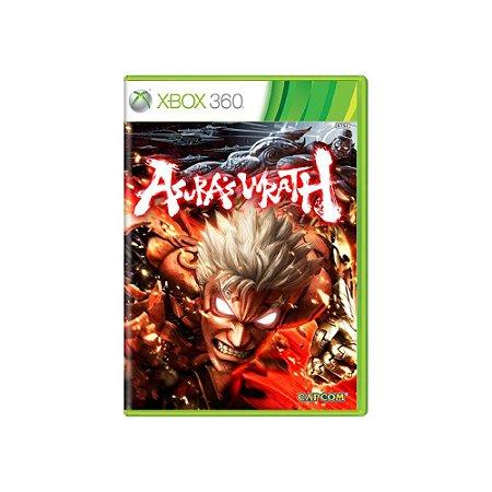 Asura's Wrath - Usado - Xbox 360