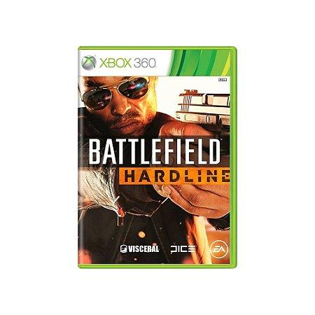 Battlefield Hardline - Usado - Xbox 360